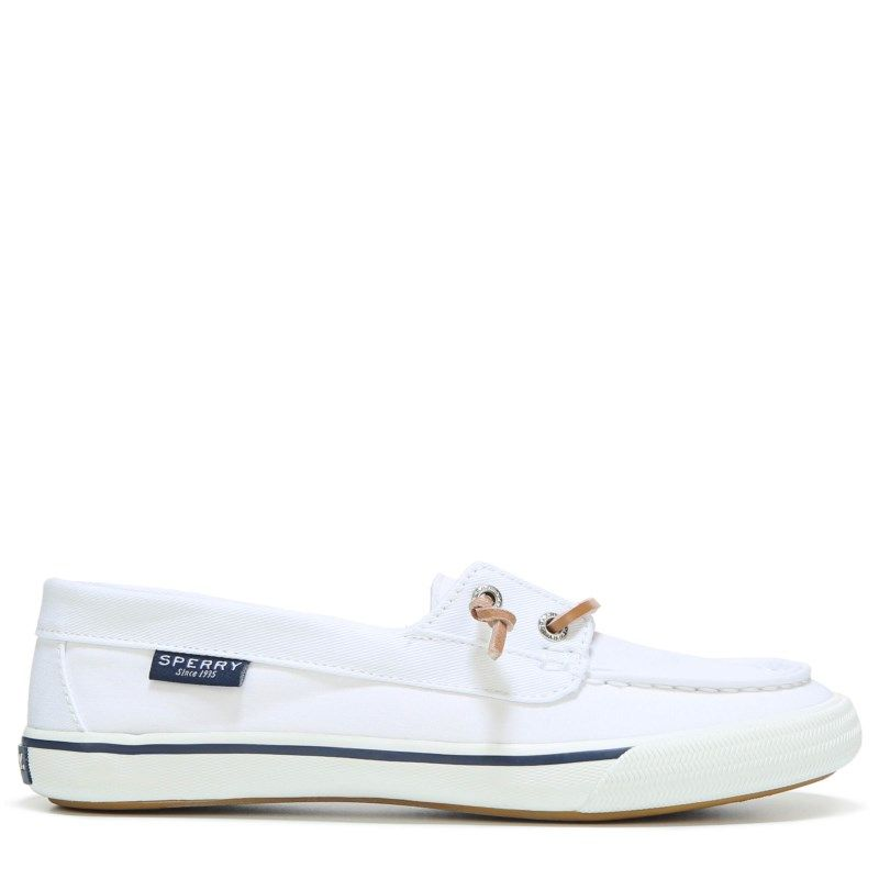 Sperry shoes for women, Sneakers white