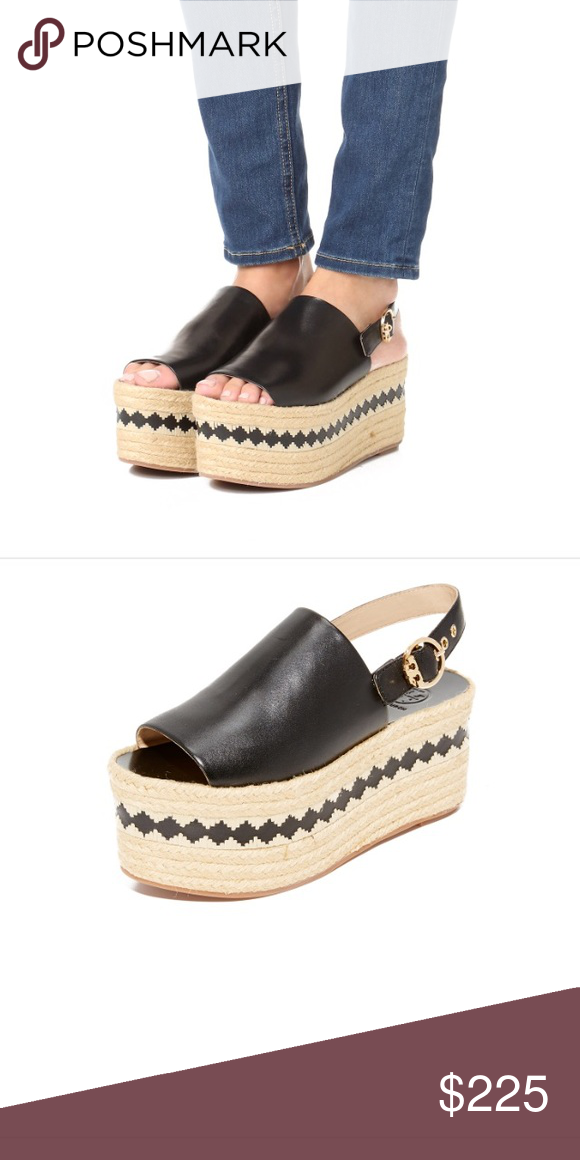 364c81aaa9c Tory burch dandy espadrille wedge 7.5 So cute and comfy. Great shape ...