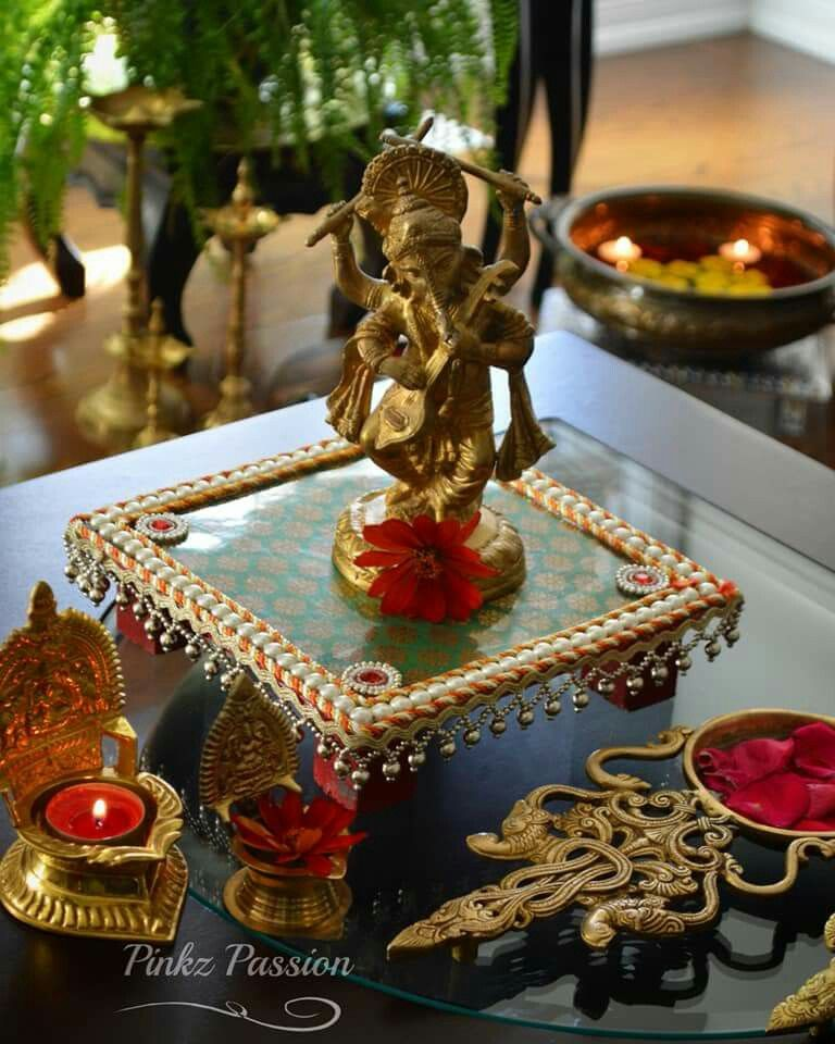 Home Decor Ideas For Navratri: Navratri Home Decoration Images