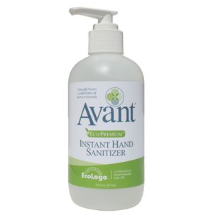 8 5 Oz Bottle Of Avant Eco Premium Hand Sanitizer A Drop Of