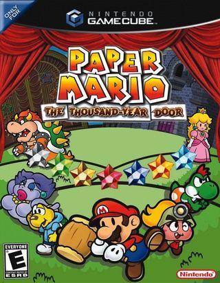 mario game for gamecube