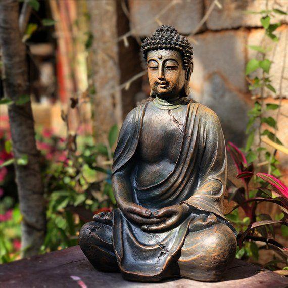 Buddha Statue  Buddha Gifts   Spiritual Gifts Lucky Buddha Buddha Decor Garden,Yard,Home Art Decoration #buddhadecor
