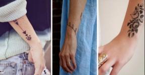11 Pomysłów Na Słodki Tatuaż Na Nadgarstku Tatoo Tatuaż