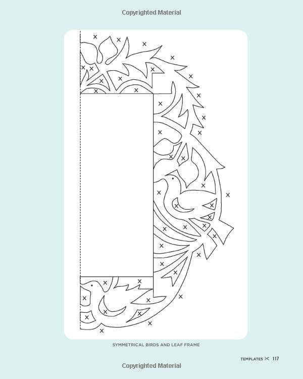 The Art of Paper Cutting: Henya Melichson: 9781592535255: Amazon.com: Books