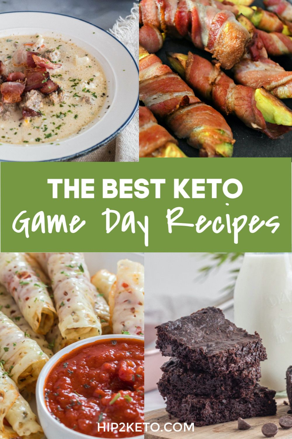 The Best Keto Football Snacks in 2020 Game day food