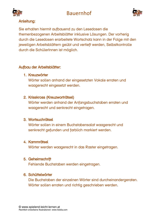 Arbeitsblattsammlung Diverse Ratsel Zur Wortschatzsicherung Set Unterrichtsmaterial In Den Fachern Daz Daf Deutsch Worter Suchen Ratsel Leichter Lernen Daf