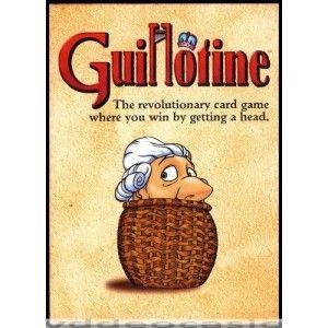 GUILLOTINE * INGLES * … Comprar de Ocasión, La Revolución Francesa es famosa en parte por el uso que se dio de la guillotina para ejecutar a los nobles, y este es el macabro tema de este divertido