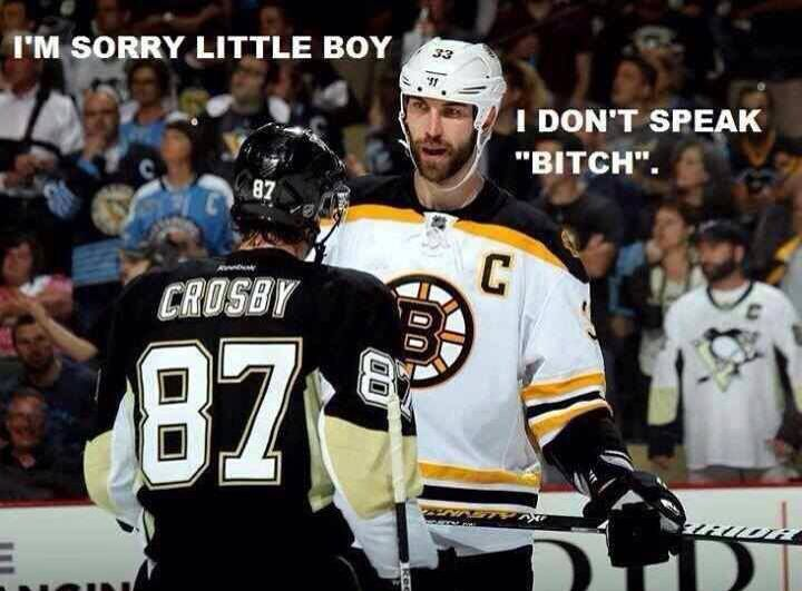 12b321296c5e50e1ce73e45a06a9eea0 sidney crosby, penguins foolish to poke the bear and other