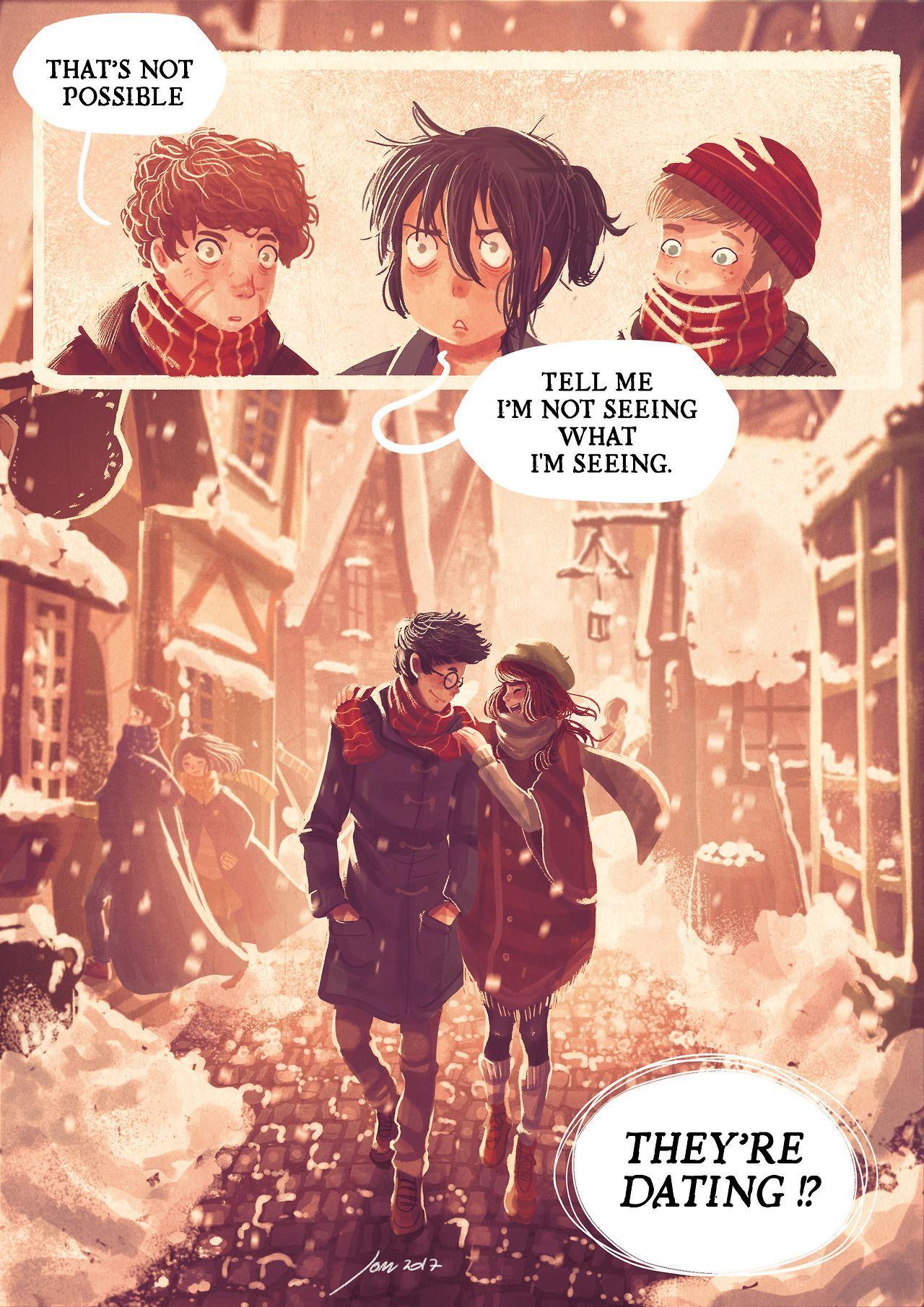 Talksy O Trzech Glupich I Jednym Madrym Czyli Huncwotach Harry Potter Comics Harry Potter Anime Lily Potter