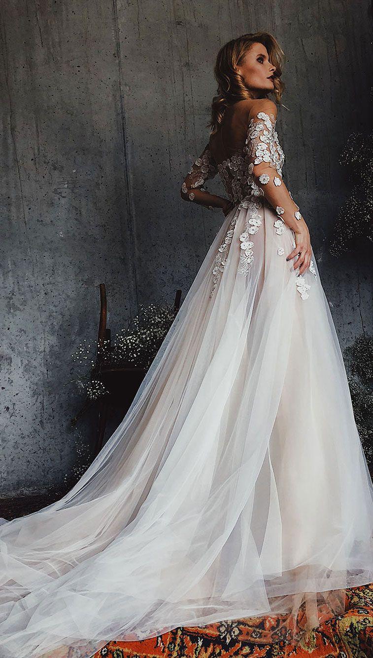 Esty Style Wedding Dresses – Flora Bridal Collection