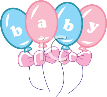 new baby clipart baby balloons baby carleigh pinterest rh pinterest com newborn clipart new baby clipart black and white