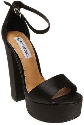 d3ba79f83d8 Steve Madden Women s Gonzo Platform Sandal. Steve Madden Women s Gonzo Platform  Sandal Chunky Heel Platform Sandals ...