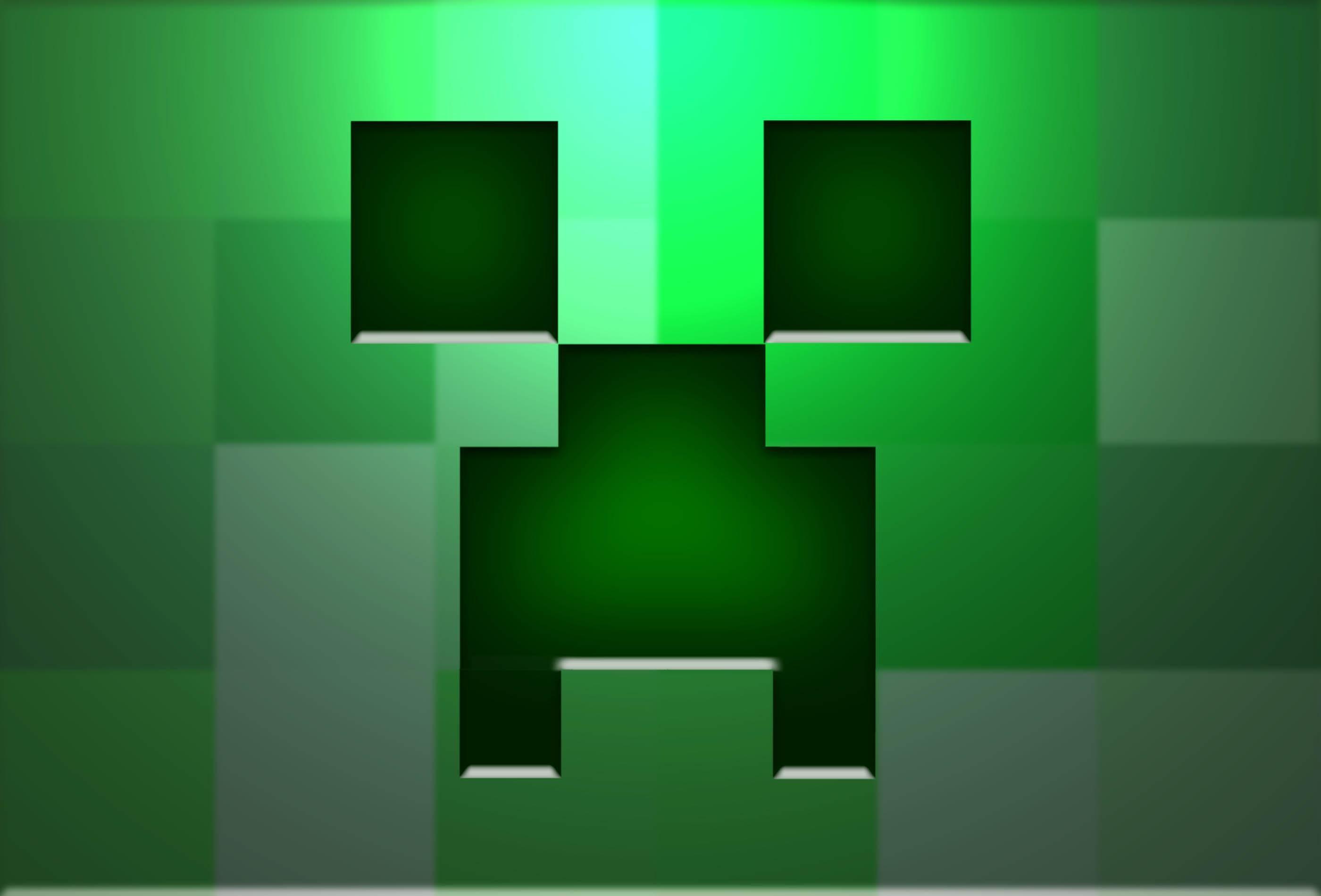 Cool Wallpaper Minecraft Green - 12b3541f69aea32300efde1669a4ac49  Image_518293.jpg
