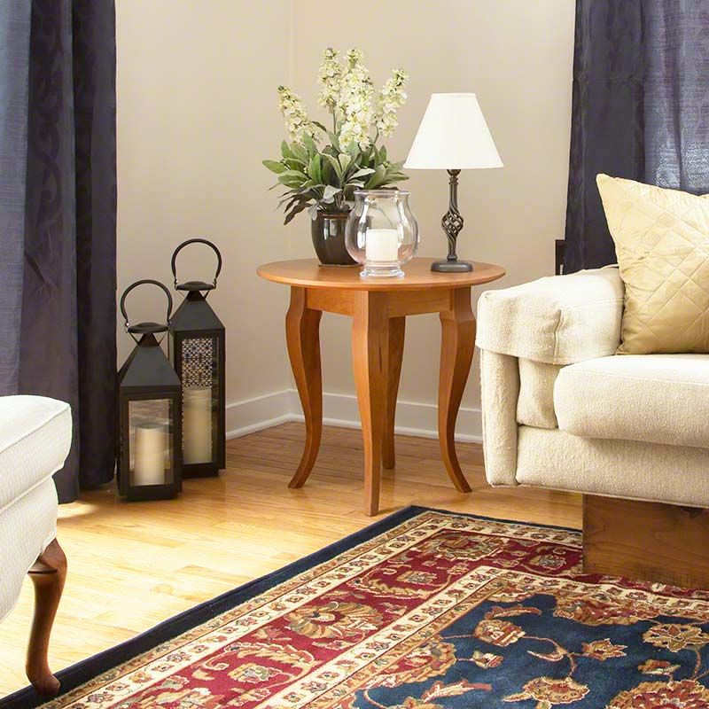 Our French Country Round End Tables Is Custom Made In Vermont By Skilled  Craftsmen Using Sustainably · Round End TablesLiving Room FurnitureVermontFrench  ...
