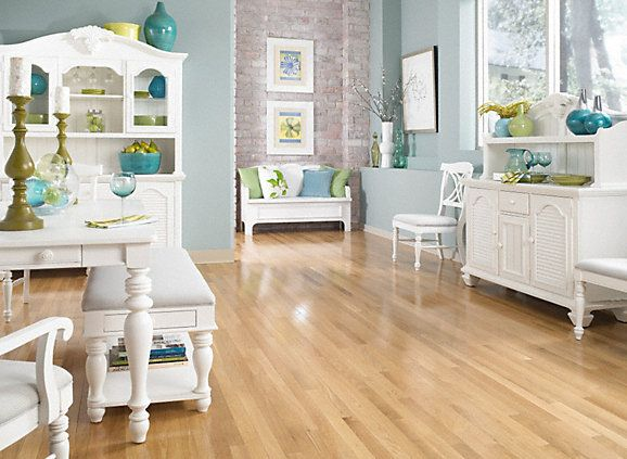 White Oak 2 1 4 2 Natural Dura Clear Hardwood White Oak Flooring