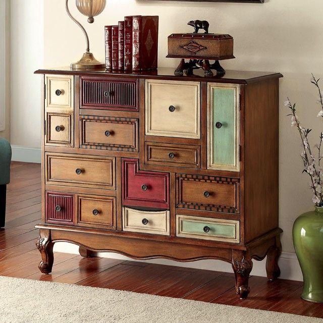 Furniture of America® Desree Accent Chest-CM-AC149