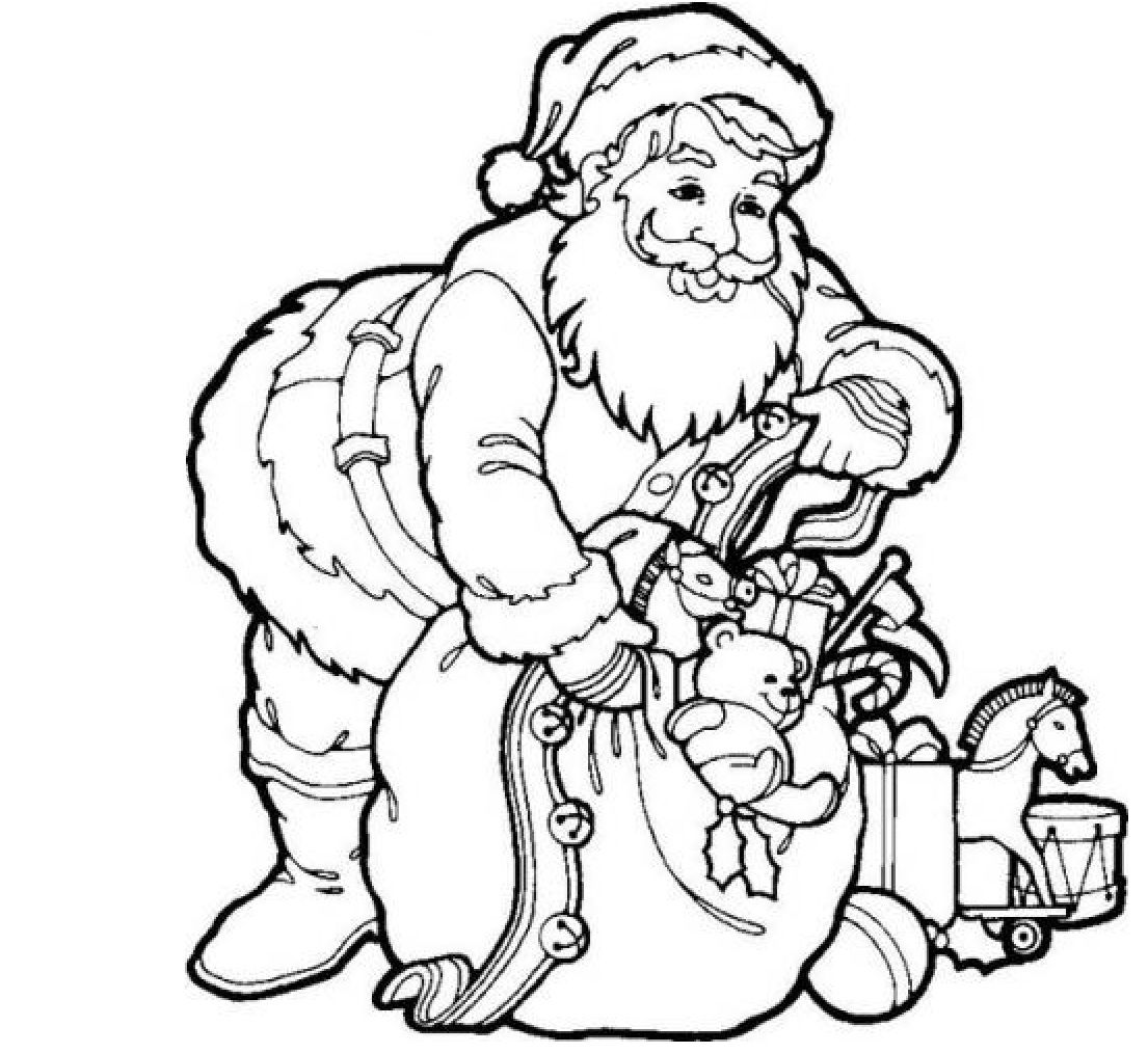 Pin von Christmas Galore auf Coloring Pages | Pinterest
