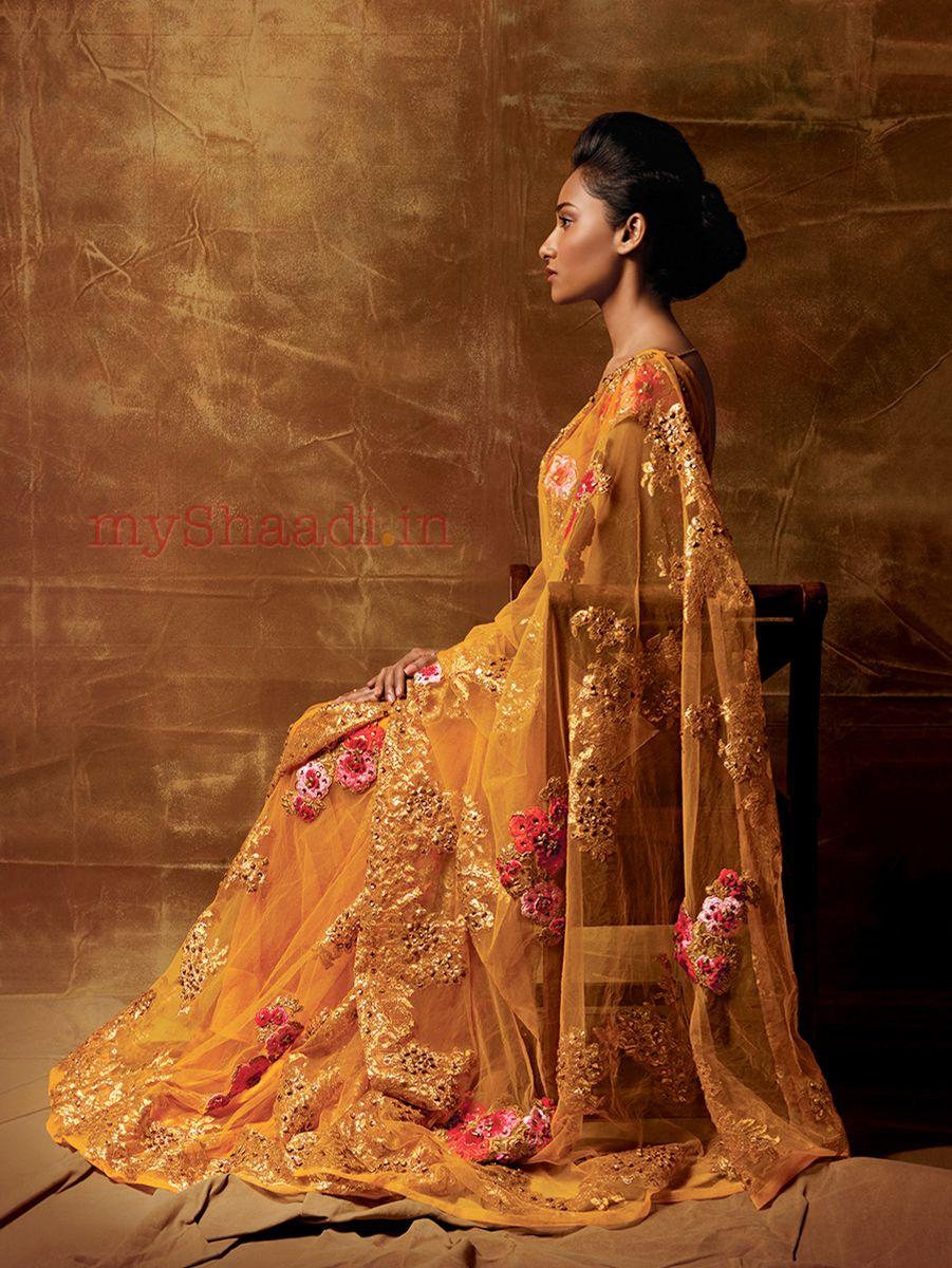 myShaadi.in > Indian Bridal Wear by Pallavi Jaikishan