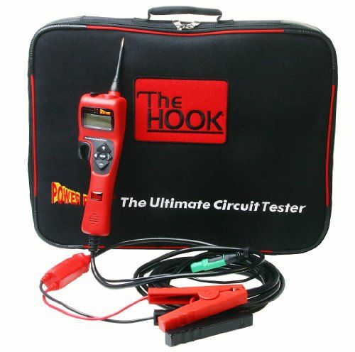Power Probe Pph1 The Hook Ultimate Circuit Tester With Smart