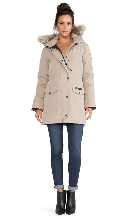 canadagoose#@$99 on | styling tips | Canada goose fashion