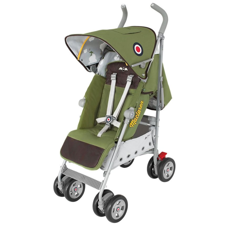 I love this! Maclaren Spitfire buggy Baby girl strollers