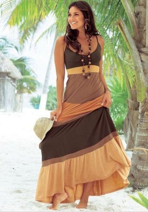 Long Beach Dresses for Women