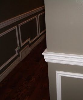 Picture Frame Molding Around The Vent Picture Frame Molding