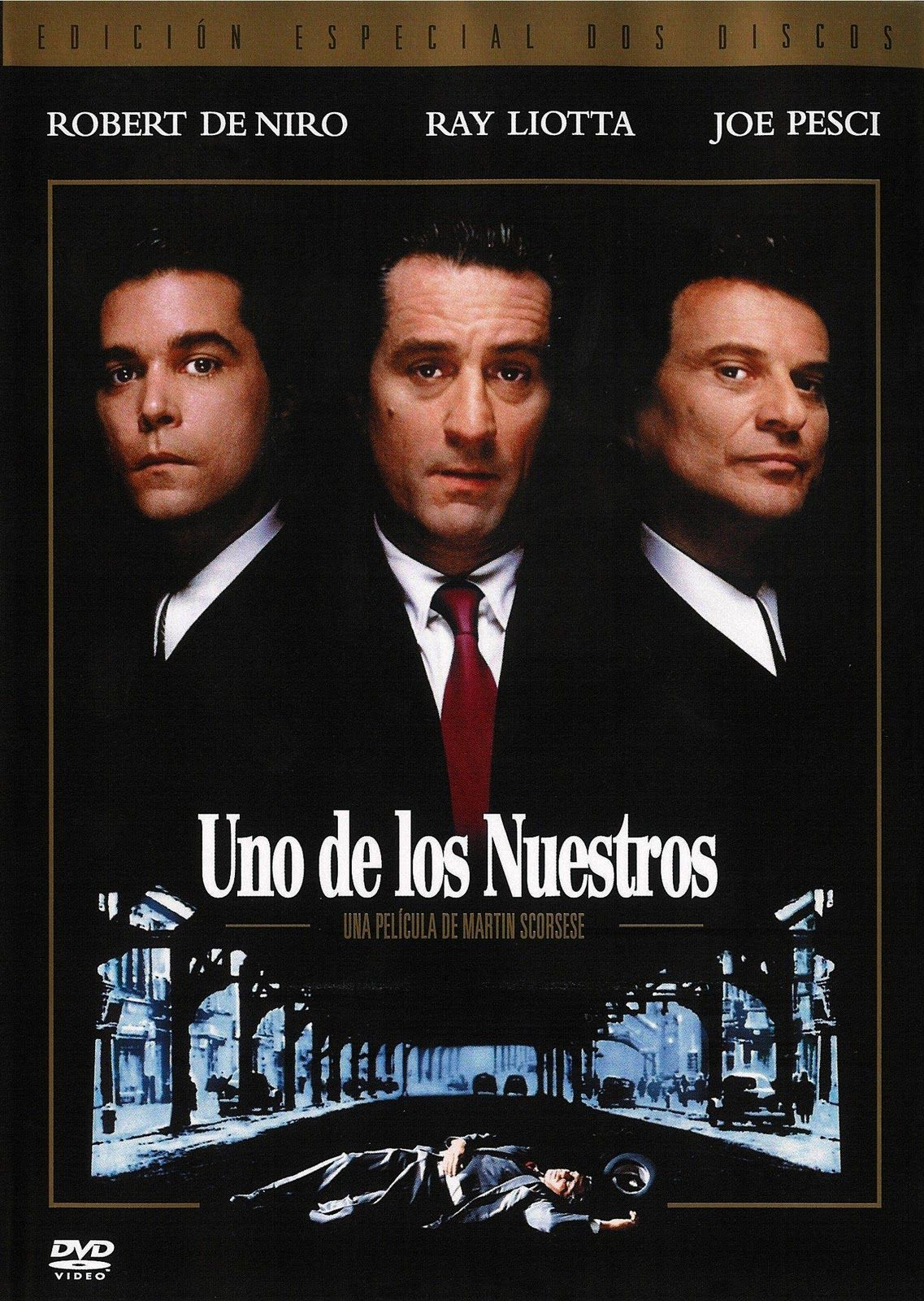 1990 Uno De Los Nuestros Martin Scorsese Ray Liotta Cartazes De Filmes