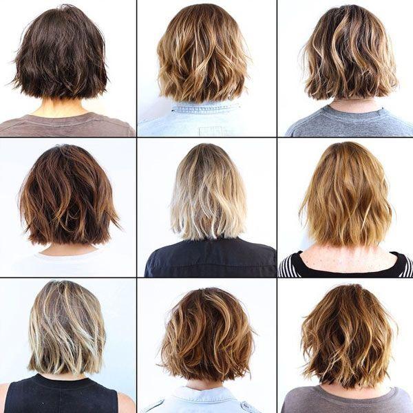 Tendencias en peinados y cortes de pelo no os lo perd - Peinados melenas cortas ...