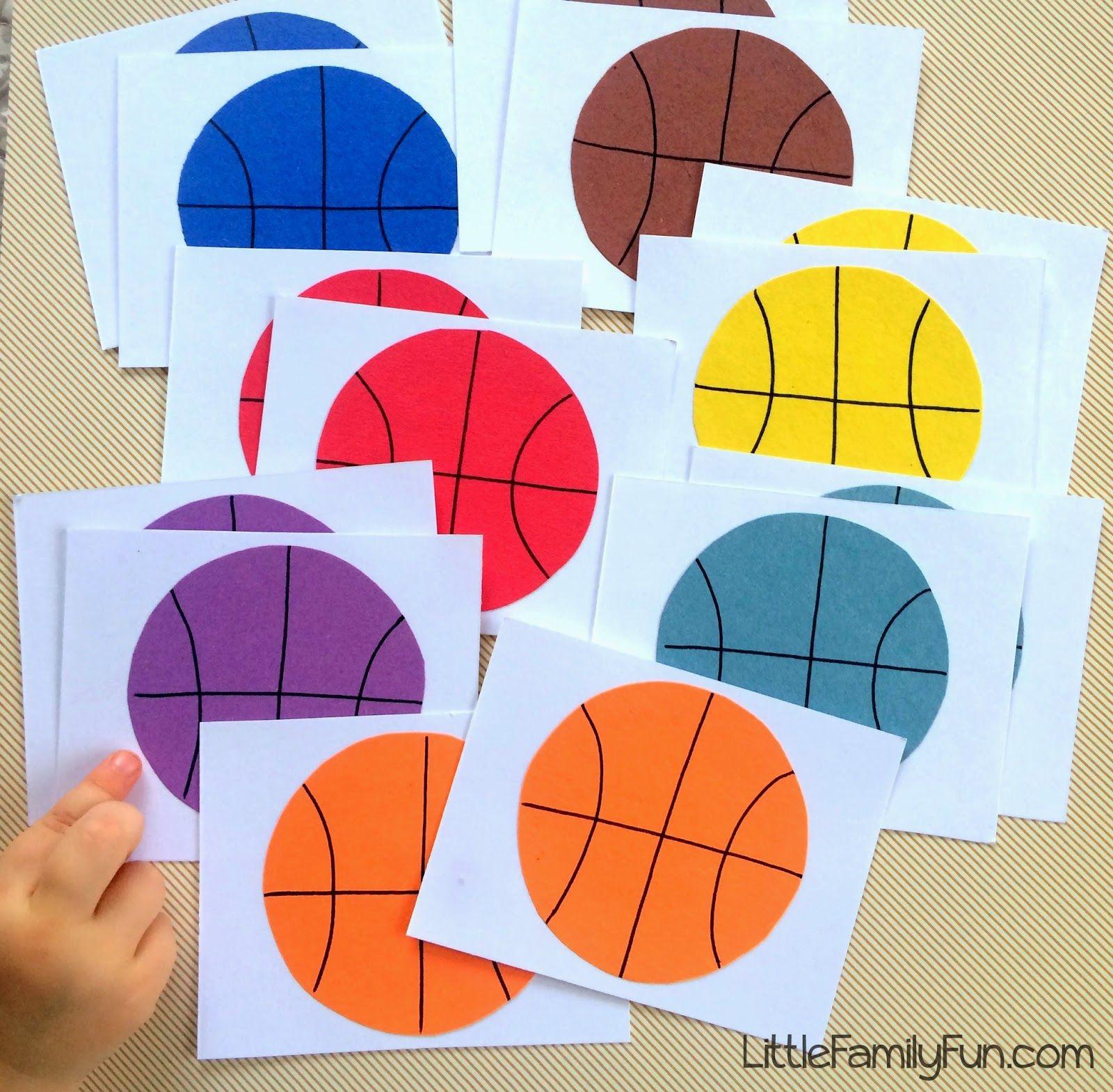 Baseball Worksheet For Preschoolers