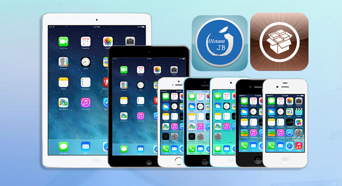 Download Cydia iOS 9.2.1 using iNstantJB tool for your iOS