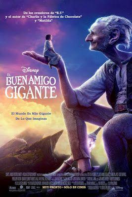 CINEMA unickShak: EL BUEN AMIGO GIGANTE - cine MÉXICO Estreno: 12 de Agosto 2016