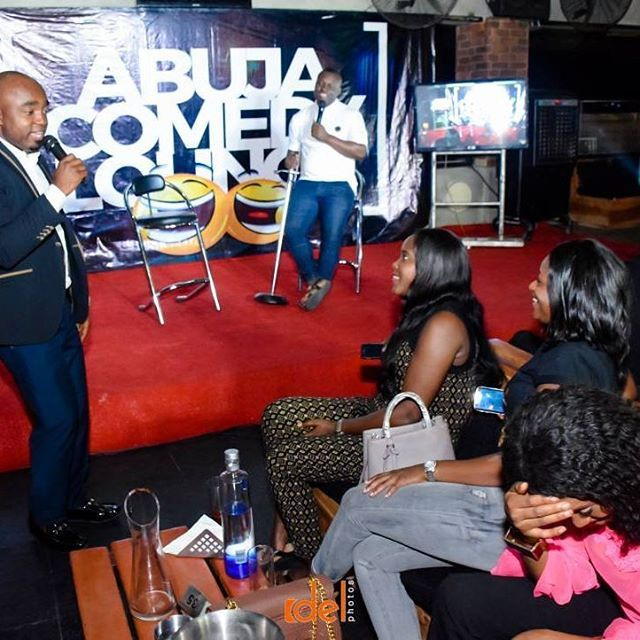 Images from #lastthursday edition of COMEDY LOUNGE. It was mind blowing... Please come and laugh away those stress at this next Thursday edition.  #comedy #Abuja #night #event #celebrity #roast #fun  @skyloungebybillionaire 7pm Co-host for the month of May @drayubacomedian @shortcutcomedian http://tipsrazzi.com/ipost/1505145404618262255/?code=BTjWcVZlUbv