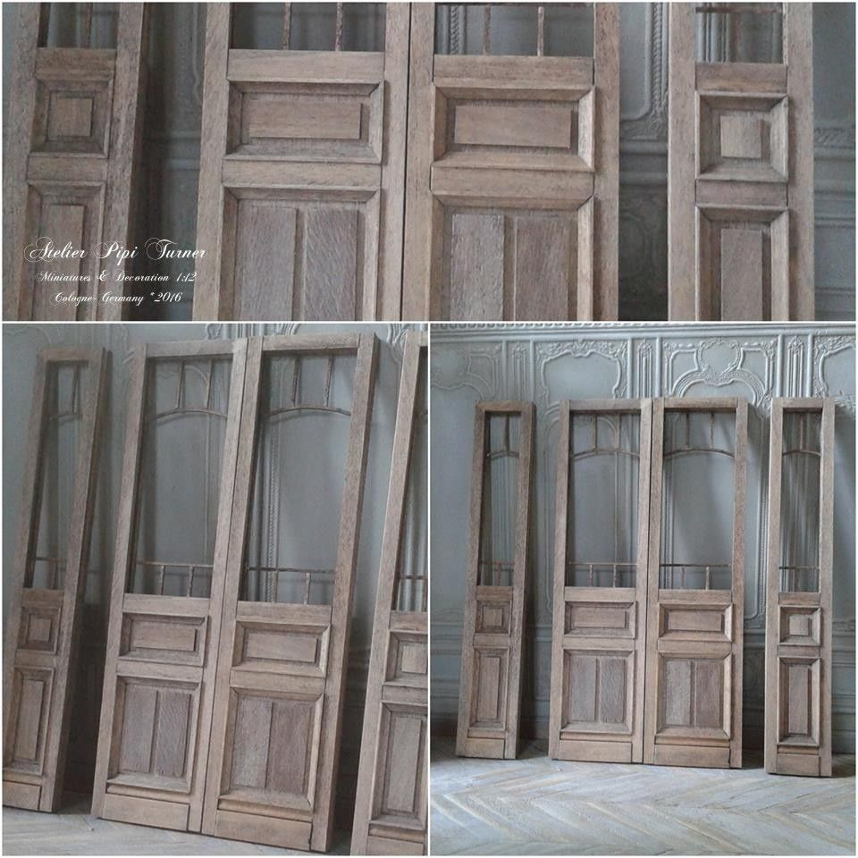 Miniatures Scale 112 - Atelier Pipi Turner - Cologne/Germany Furniture Doors & Miniatures Scale 1:12 - Atelier Pipi Turner - Cologne/Germany ...