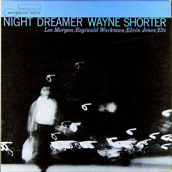 Wayne Shorter Night Dreamer Vinyl Lp Album At Discogs Wayne Shorter The Dreamers Cool Album Covers