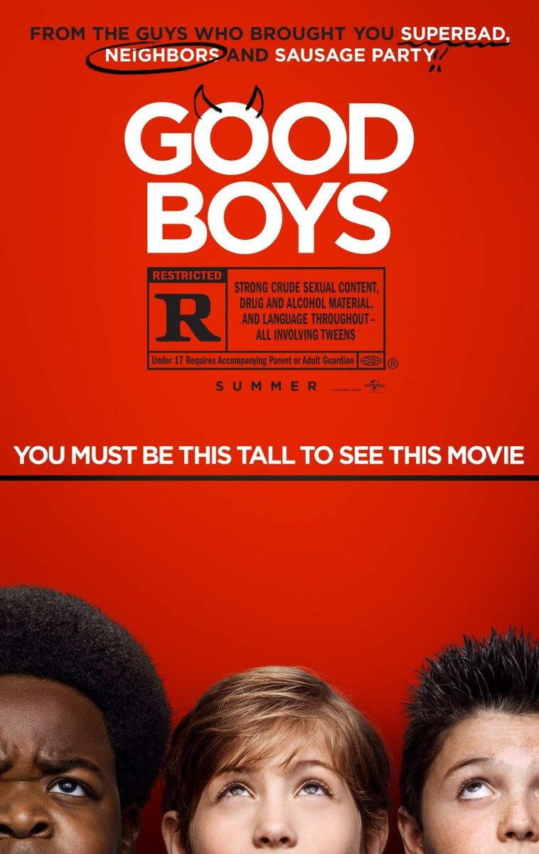 Good Boys 2019 Pencils And Popcans Movies For Boys Free Movies Online Full Movies
