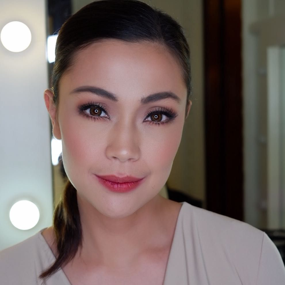 Beautiful Jodi Sta Maria Jodistamaria Styling Myrrhlaoto Ziadelarosa Hair Rjdelacruz Assisted By Gian Makeuplalaflores Assisted Maria Beautiful Hair