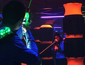 boomers in boca raton fl is pretty sweet there s laser tag mini