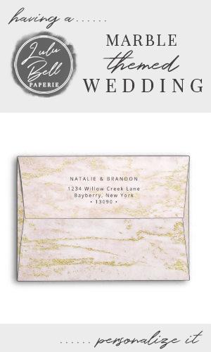 A7 Modern Marbles In Blush Pink With Gold 5x7 Envelope Zazzle Com Marble Invitation Wedding Marble Wedding Monogram Wedding