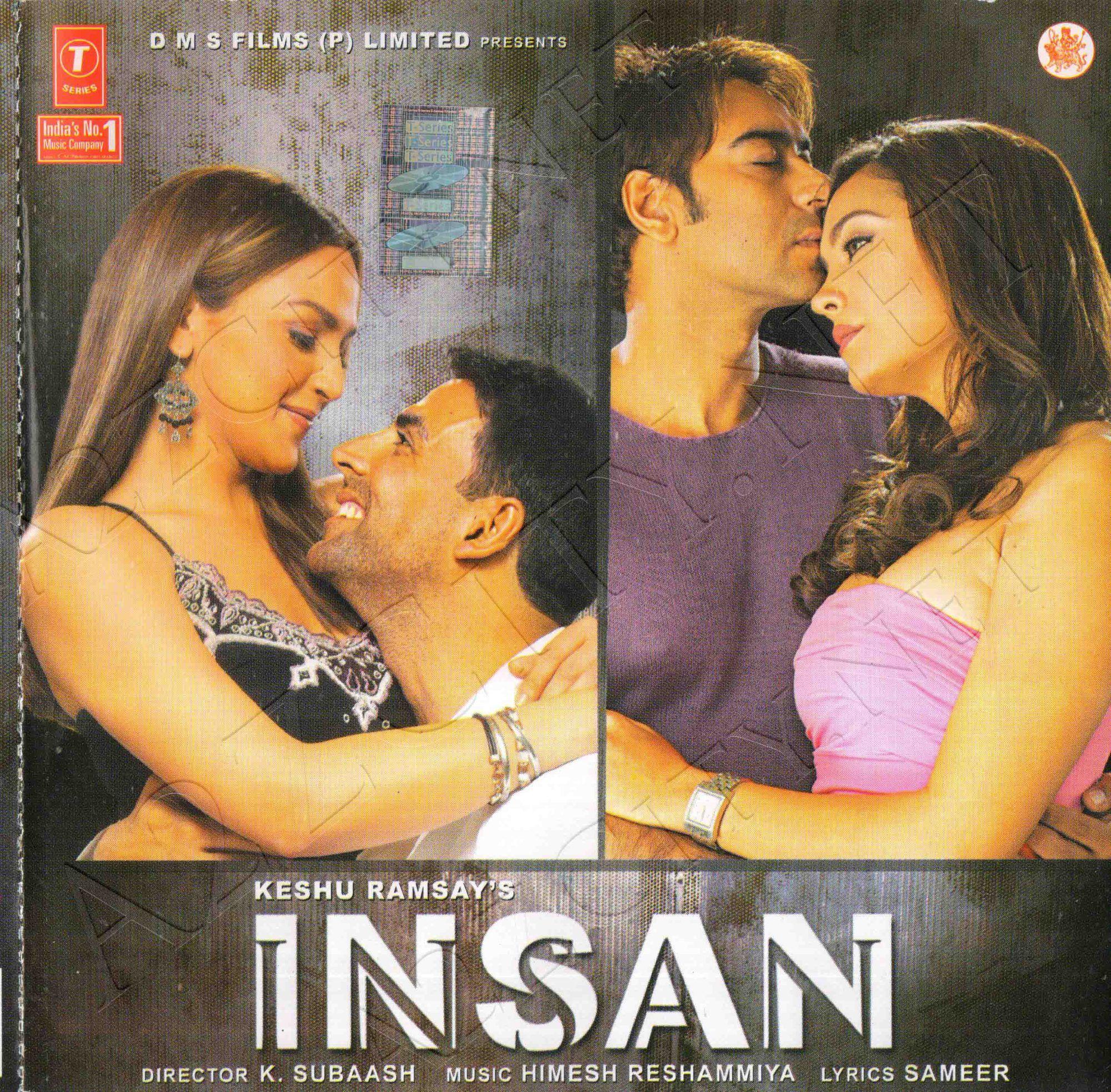 Insan [2005 - FLAC] | Bollywood FLACS | Old movies, New
