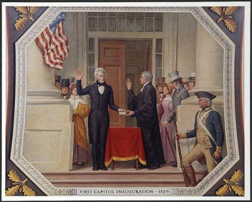 andrew jackson u0027s inauguration march 04 1829  the library of congress  andrew jackson u0027s inauguration march 04 1829  the library of      rh   pinterest com