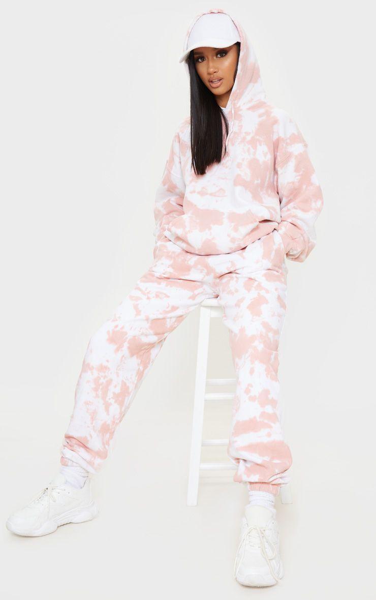 Petite Pink Oversized Tie Dye Hoodie Petite Prettylittlething Usa Tie Dye Hoodie Tie Dye Outfits Tie Dye [ 1180 x 740 Pixel ]