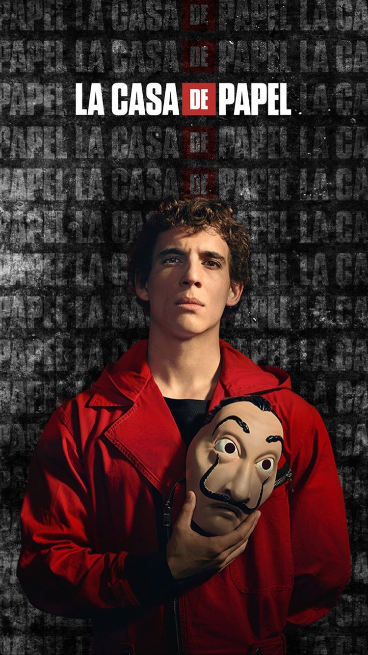 Casa De Papel Rio : papel, Papel, Temporada, Papel,, Wallpapers, Filmes