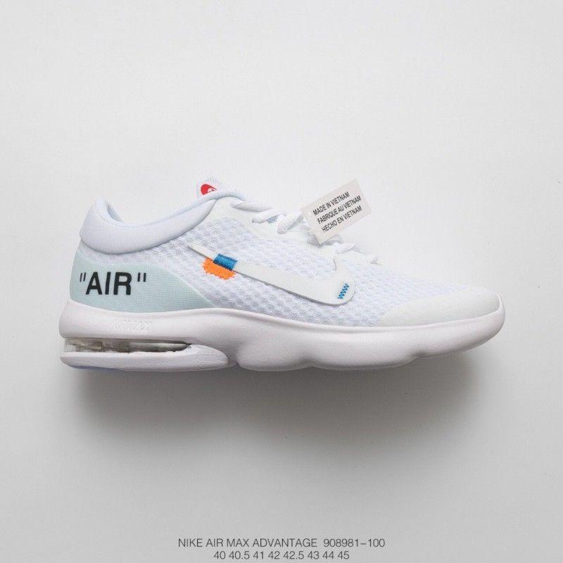 68acd476bccd Creative Bespoke Ben Off-White ✕ Nike Air Max Advantage Mesh ...