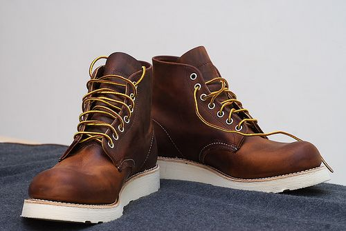 Red Wing Boots for Fall (have to be uninsulated) size 11 regular ...