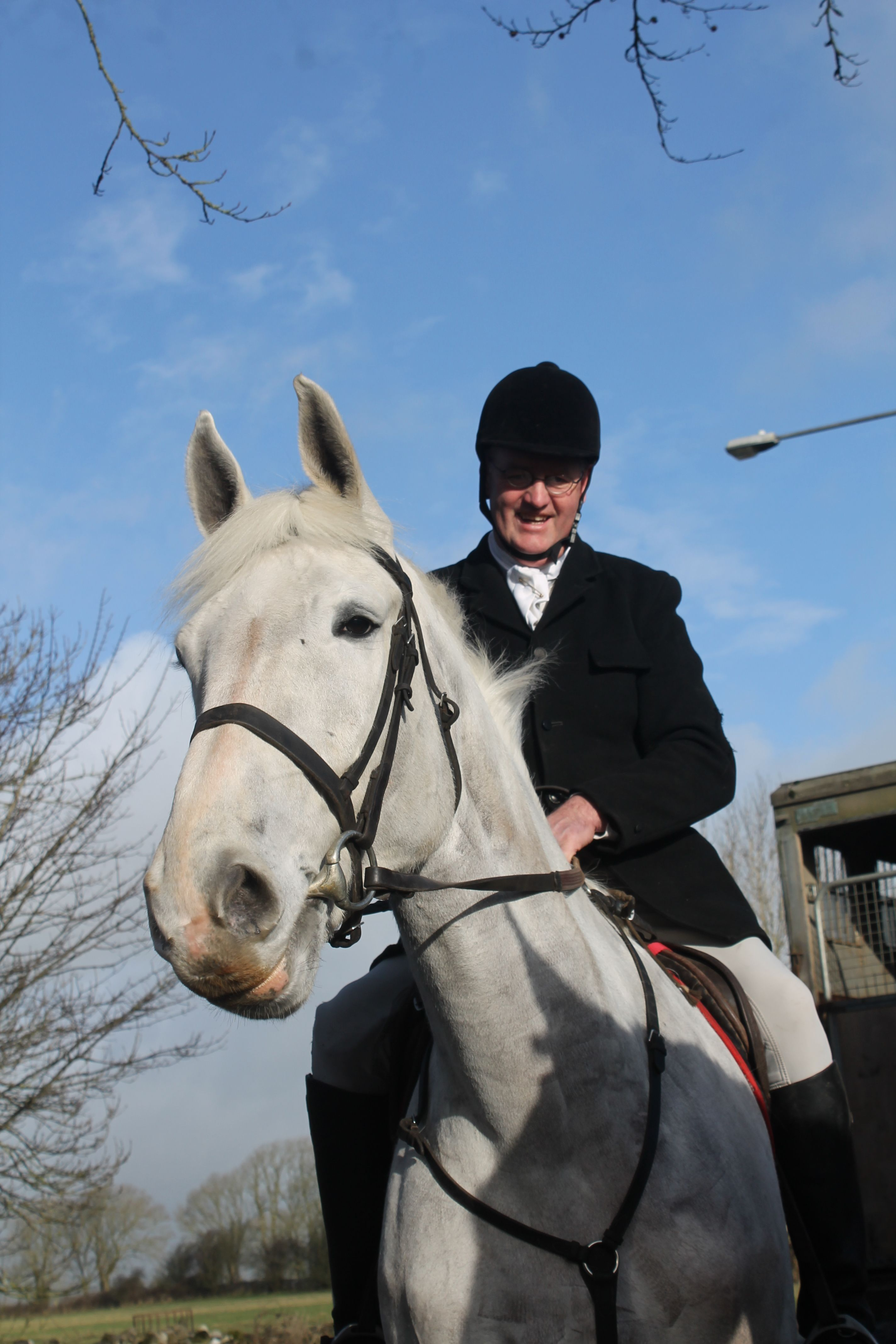 Foxhunting vactions in Ireland with the award winning