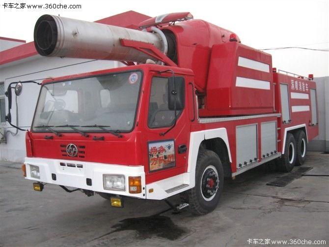 (CZ) fire deprt truck