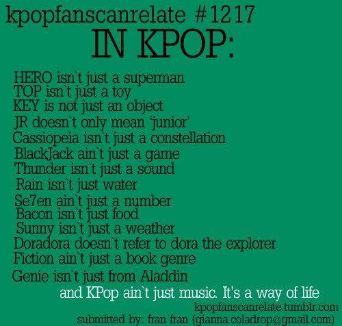 This holds true to every kpop fan!!! : )   Kpop funny ...