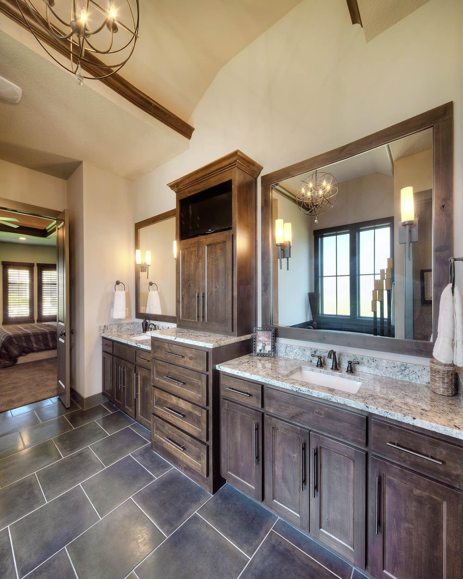 Bathrooms Photo Gallery Custom Homes In Kansas City Ks Starr Homes Rustic Master Bathroom Bathroom Photos Bathroom Remodel Master [ jpg ]