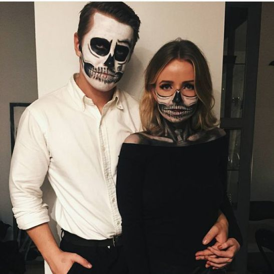 49 Best Halloween Couple Costumes From Cute To Straight Up Scary Scary Couples Halloween Costumes Couple Halloween Costumes Cute Couple Halloween Costumes